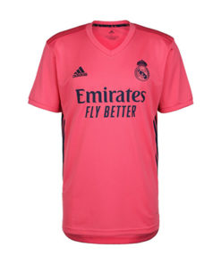 adidas real madrid away trikot 20-21 herren pink