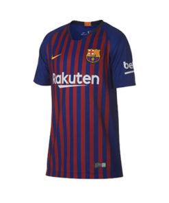 nike fc barcelona home trikot 18-19 kinder