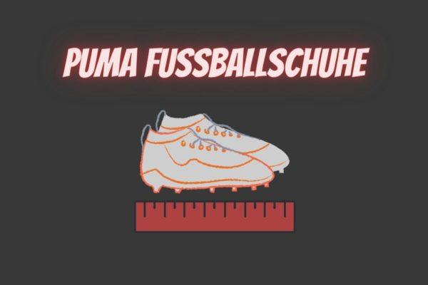 wie fallen puma fußballschuhe aus größe