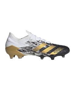 adidas predator 20.1 l fg herren schwarz gold 1