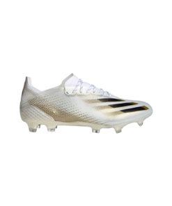 adidas x ghosted.1 fussballschuh herren weiss gold 1