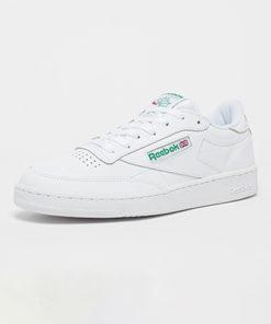reebook classic club c 85 sneaker weiss 2