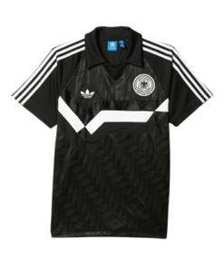 Adidas Originals DFB Retro-Trikot Herren schwarz