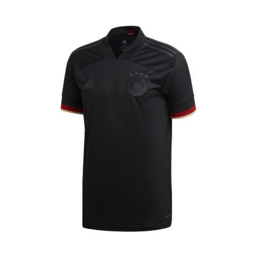 adidas dfb away trikot em 2020 herren schwarz