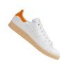 adidas originals stan smith herrensneaker weiss orange
