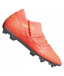 puma future 5.3 netfot fg-ag herren fussballschuhe orange