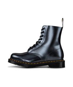 Dr-Martens-Schnuer-Boots-1460-PASCAL-damen-schwarz-grau 1