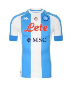 kappa ssc neapel diego maradona trikot 2021 blau weiss