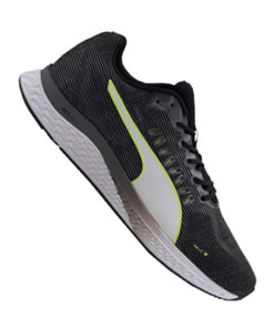Puma Speed Sutamina Running Schwarz Herren