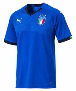 italia trikot blau