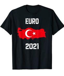 euro 2021 türkei shirt