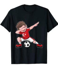 türkei shirt schwarz fussball