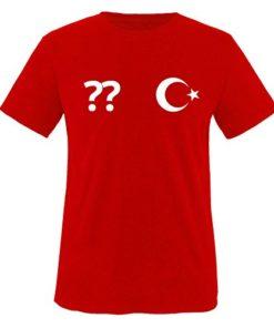 türkei türkiye t-shirt