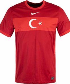 türkei trikot 2021 rot auswärts