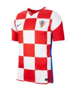 nike kroatien heimtrikot em 2021 herren weiss rot