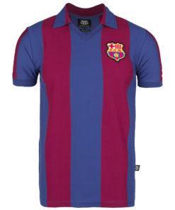 FC Barcelona Copa Retro t-shirt 1980-1981 herren
