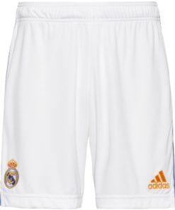 adidas real madrid home shorts 21-22 herren weiss