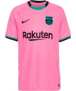 fc barcelona nike 3rd trikot 20-21 herren pink