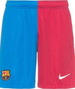 fc barcelona nike home shorts 21-22 herren