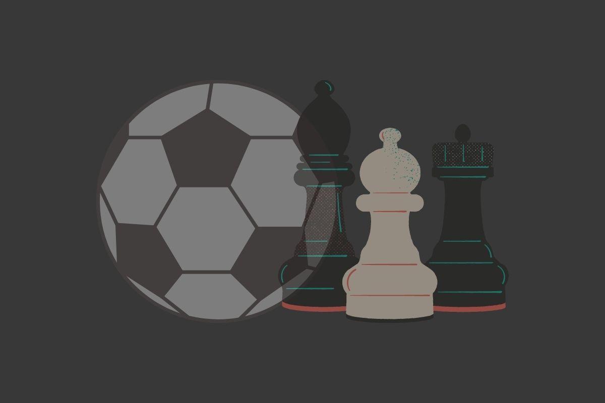 fußball wie schach spruch