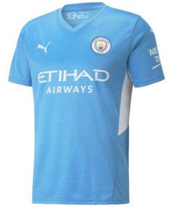 Manchester City Trikot 21/22 Home