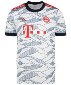 adidas FC BAYERN MÜNCHEN trikot 3RD 21-22 herren