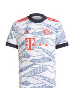 adidas FC BAYERN MÜNCHEN trikot 3RD 21-22 kinder