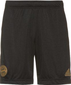 adidas fc bayern münchen shorts away 21-22 herren schwarz