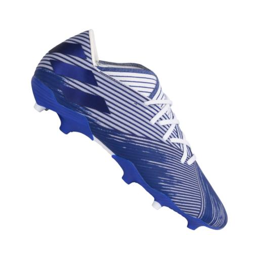 adidas nemeziz 19.2 fg herren fussballschuhe blau weiss