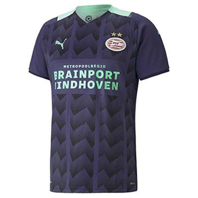 psv eindhoven puma trikot away 2021/22