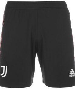 adidas juventus turin shorts away 21-22 herren schwarz