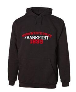 eintracht frankfurt pullover